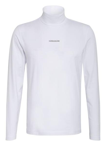 Calvin Klein Jeans Longsleeve, Farbe: WEISS (Bild 1)