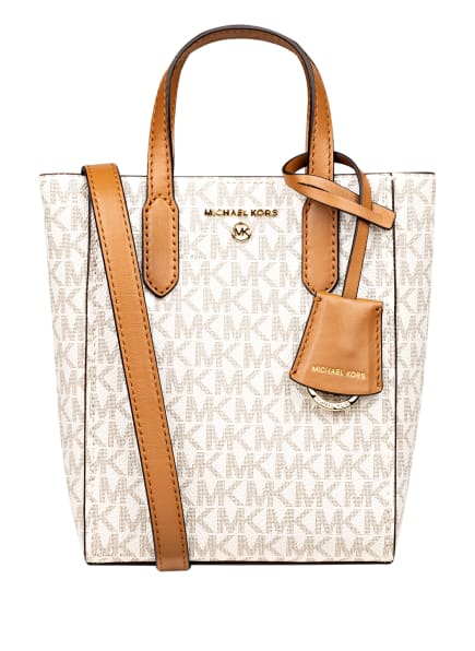 MICHAEL KORS Handtasche SINCLAIR, Farbe: 149 VANILLA/ACRN (Bild 1)
