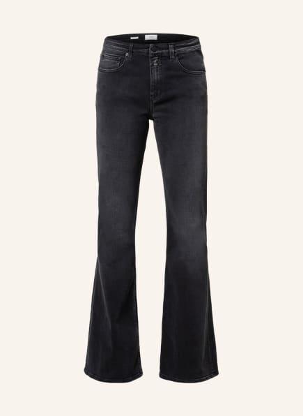 CLOSED Bootcut-Jeans RAWLIN, Farbe: DGY DARK GREY (Bild 1)
