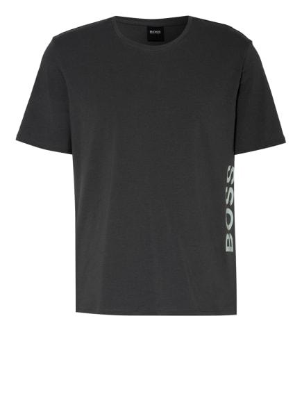 BOSS Schlafshirt IDENTITY, Farbe: DUNKELGRÜN (Bild 1)