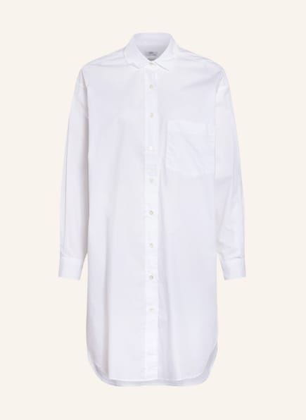 CLOSED Hemdblusenkleid, Farbe: WEISS (Bild 1)