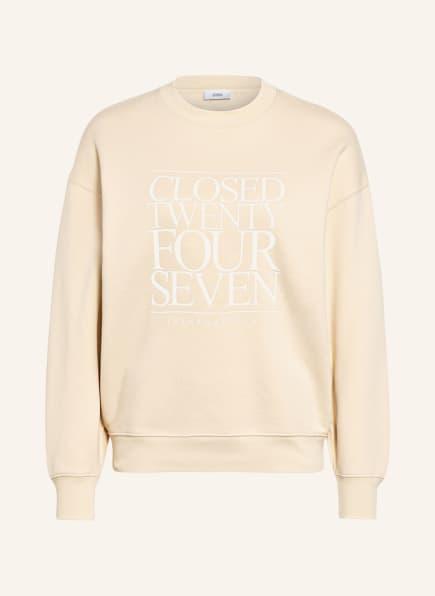 CLOSED Sweatshirt, Farbe: HELLGELB (Bild 1)