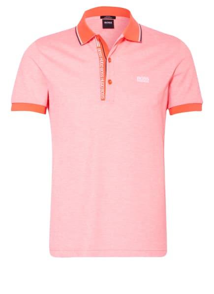 BOSS Piqué-Poloshirt PAULE Slim Fit, Farbe: LACHS (Bild 1)