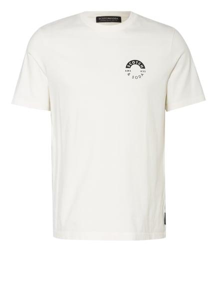 SCOTCH & SODA T-Shirt, Farbe: ECRU (Bild 1)