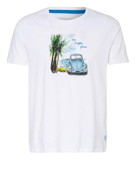 RAGMAN T-Shirt, Farbe: WEISS (Bild 1)
