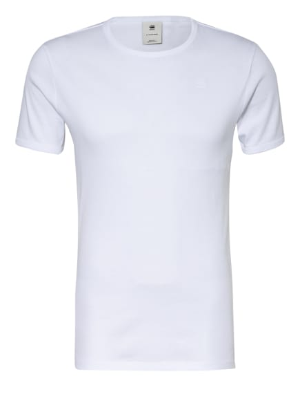 G-Star RAW 2er-Pack T-Shirts, Farbe: WEISS (Bild 1)