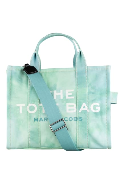 MARC JACOBS Shopper, Farbe: MINT/ HELLBLAU (Bild 1)
