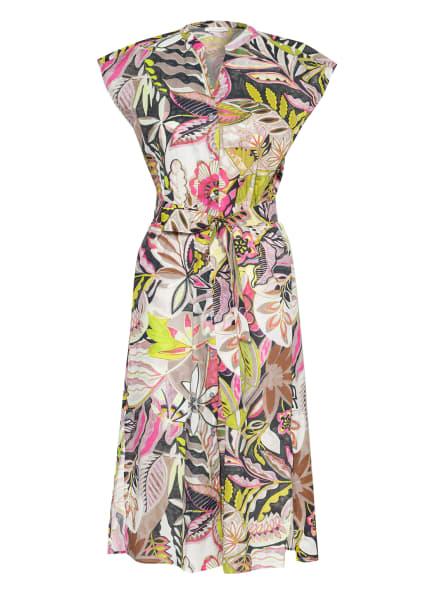 ETERNA Kleid , Farbe: HELLGRÜN/ PINK (Bild 1)