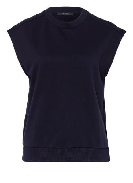 SET Sweatshirt, Farbe: DUNKELBLAU (Bild 1)