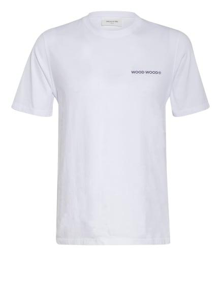 WOOD WOOD T-Shirt, Farbe: WEISS (Bild 1)