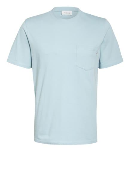 WOOD WOOD T-Shirt BOBBY, Farbe: HELLBLAU (Bild 1)