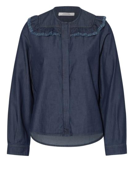 DOROTHEE SCHUMACHER Jeansbluse DENIM ROMANCE, Farbe: BLAU (Bild 1)