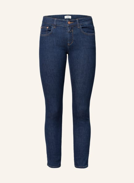 CLOSED 7/8-Jeans BAKER, Farbe: DBL DARK BLUE (Bild 1)