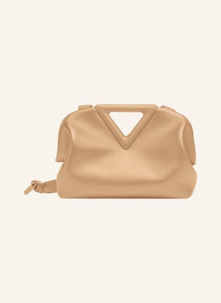 BOTTEGA VENETA Handtasche POINT, Farbe: ALMOND (Bild 1)