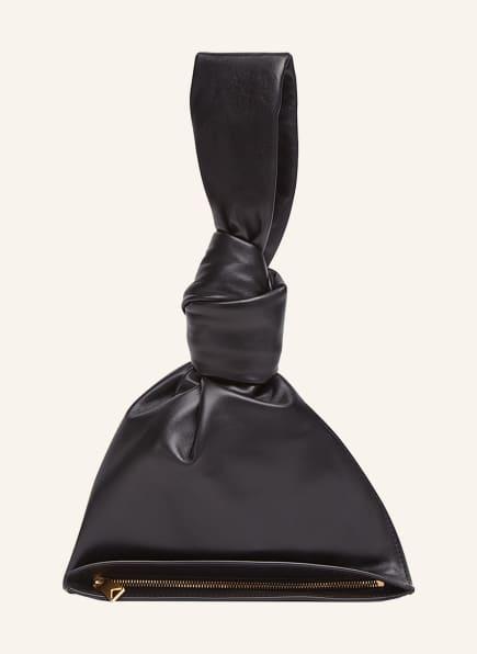 BOTTEGA VENETA Handtasche THE MINI TWIST, Farbe: BLACK (Bild 1)