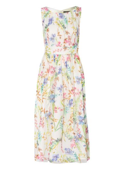 SWING Kleid, Farbe: WEISS/ GRÜN/ LILA (Bild 1)