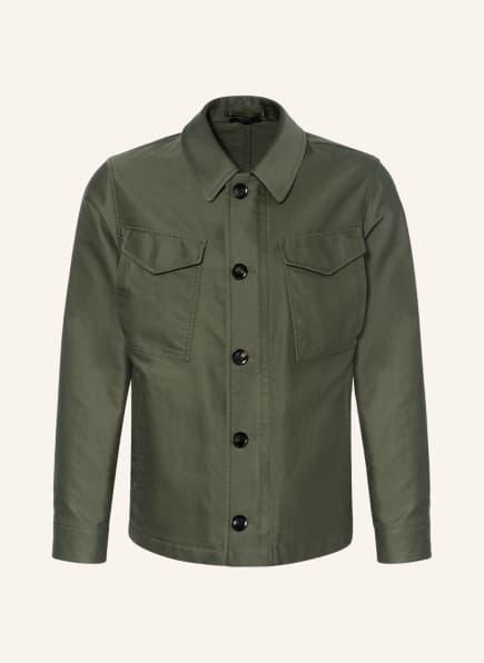 TOM FORD Overjacket, Farbe: OLIV (Bild 1)