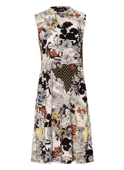 MORE & MORE Kleid, Farbe: SCHWARZ/ BRAUN (Bild 1)