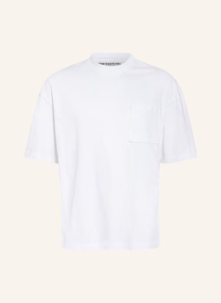 DRYKORN T-Shirt BRUCE, Farbe: WEISS (Bild 1)