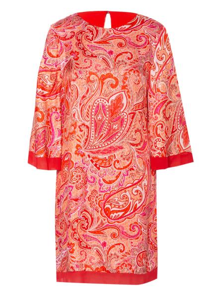 ana alcazar Kleid mit Seide , Farbe: ROT/ HELLROT/ PINK (Bild 1)