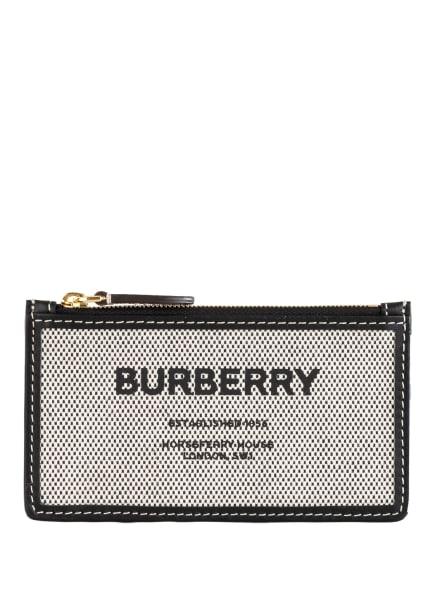BURBERRY Kartenetui, Farbe: BRAUN/ SCHWARZ/ WEISS (Bild 1)
