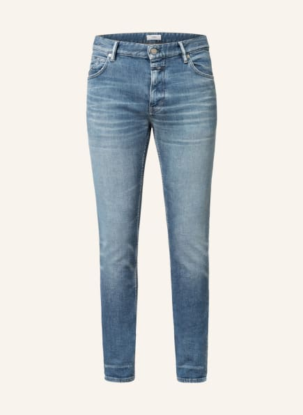 CLOSED Jeans Slim Cropped Fit, Farbe: MBL MID BLUE (Bild 1)