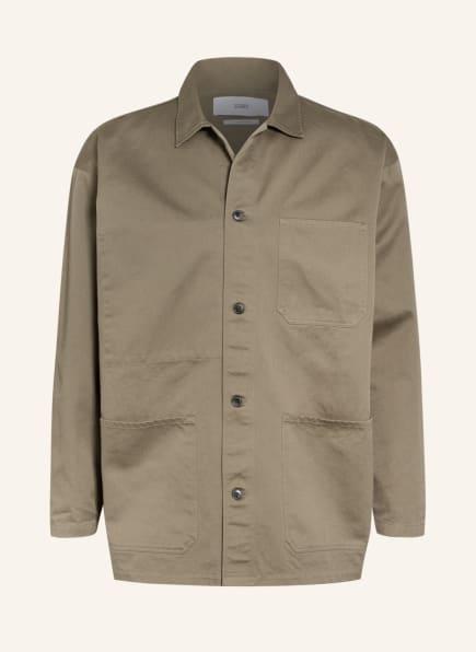 CLOSED Overjacket, Farbe: KHAKI (Bild 1)