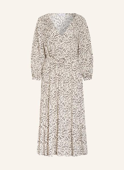 RIANI Kleid , Farbe: ECRU/ HELLBLAU/ SCHWARZ (Bild 1)