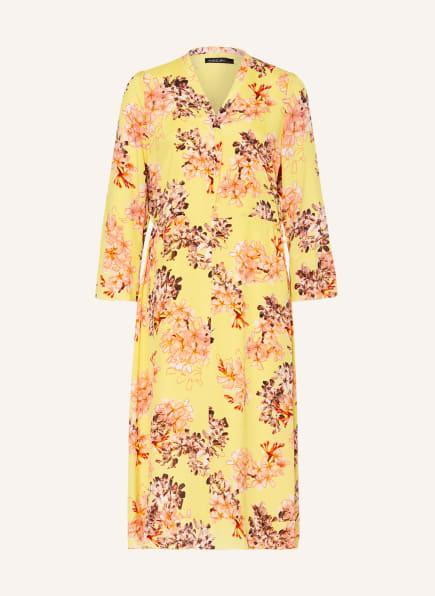 MARC CAIN Kleid mit Seide, Farbe: 416 butter (Bild 1)