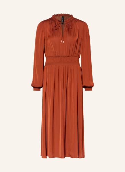 MARC CAIN Kleid, Farbe: 488 mahogany (Bild 1)