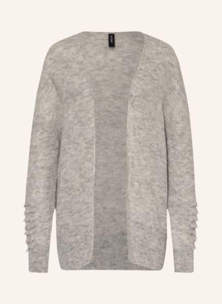 MARC CAIN Strickhülle mit Alpaka, Farbe: 810 silver grey (Bild 1)