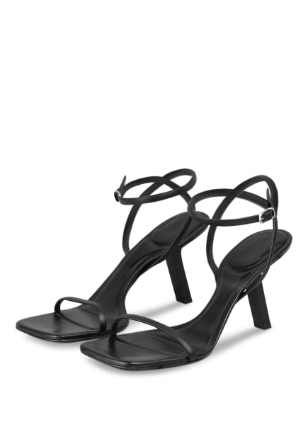 BALENCIAGA Sandaletten VOID, Farbe: 1000 BLACK (Bild 1)