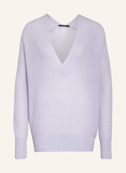 LUISA CERANO Pullover mit Alpaka, Farbe: HELLLILA (Bild 1)