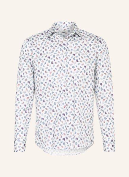 ETRO Hemd Regular Fit , Farbe: WEISS/ GRAU/ DUNKELROT (Bild 1)