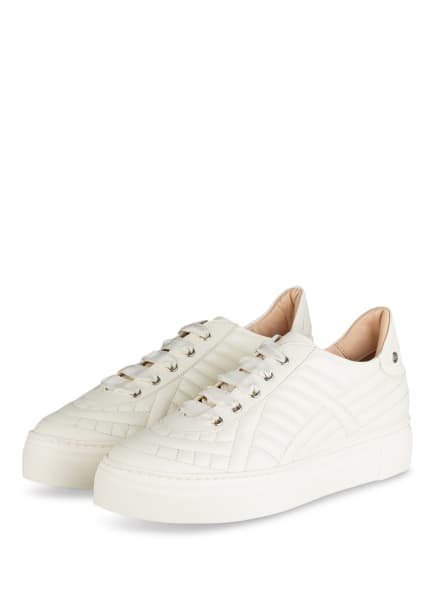 AGL Plateau-Sneaker SANTINE, Farbe: WEISS (Bild 1)