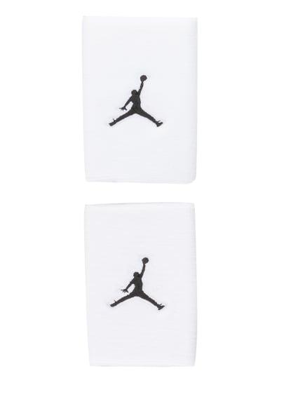 JORDAN 2er-Pack Armbänder JORDAN JUMPMAN, Farbe: WEISS (Bild 1)