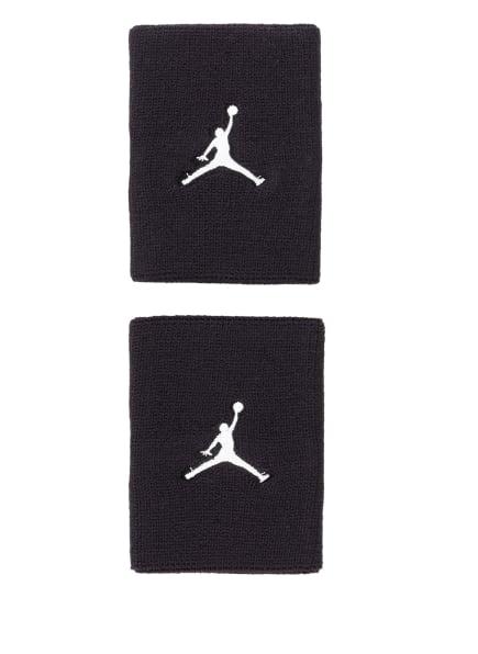 JORDAN 2er-Pack Armbänder JORDAN JUMPMAN, Farbe: SCHWARZ (Bild 1)