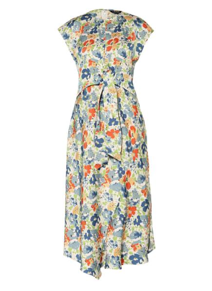 LAUREN RALPH LAUREN Kleid , Farbe: HELLBLAU/ ORANGE/ HELLGRÜN (Bild 1)