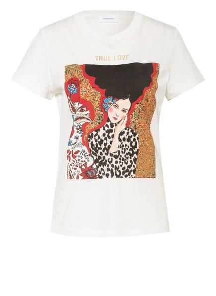 darling harbour T-Shirt , Farbe: WEISS/ SCHWARZ/ ROT (Bild 1)