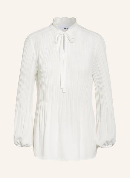 SEM PER LEI Blusenshirt, Farbe: WEISS (Bild 1)
