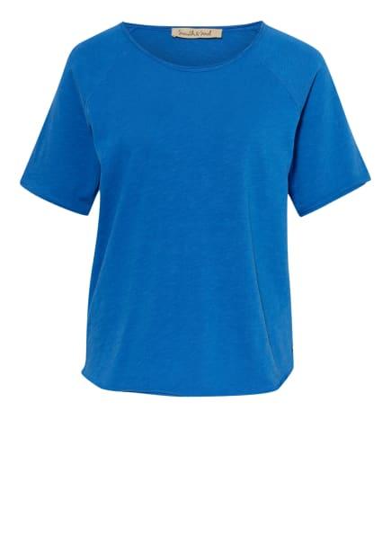 Smith&Soul T-Shirt, Farbe: BLAU (Bild 1)