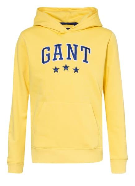 GANT Hoodie , Farbe: GELB/ BLAU (Bild 1)