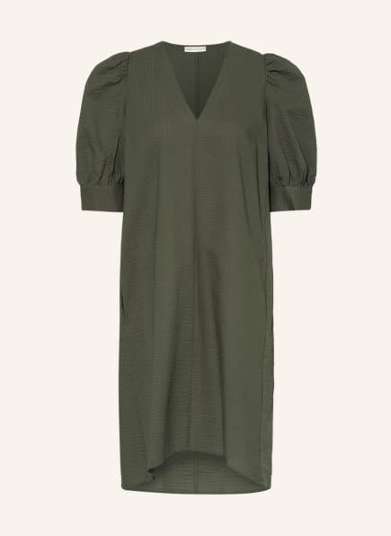 InWear Kleid YANCAIW mit 3/4-Arm, Farbe: OLIV (Bild 1)