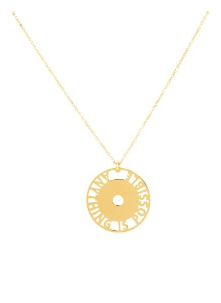 KURSHUNI Halskette, Farbe: GOLD (Bild 1)