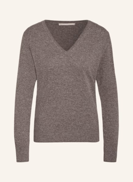 (THE MERCER) N.Y. Cashmere-Pullover , Farbe: TAUPE (Bild 1)