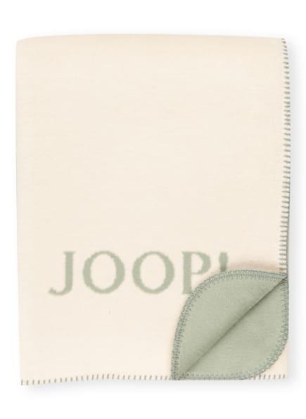 JOOP! Plaid , Farbe: ECRU/ HELLGRÜN (Bild 1)
