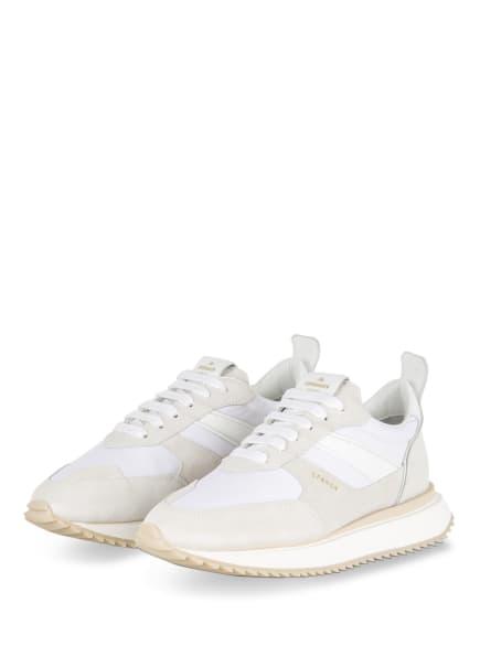 COPENHAGEN Plateau-Sneaker, Farbe: WHITE (Bild 1)