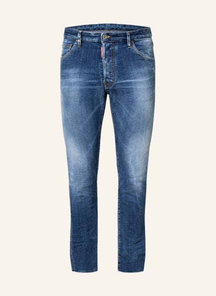 DSQUARED2 Jeans COOL GUY Extra Slim Fit, Farbe: 470 NAVY BLUE (Bild 1)