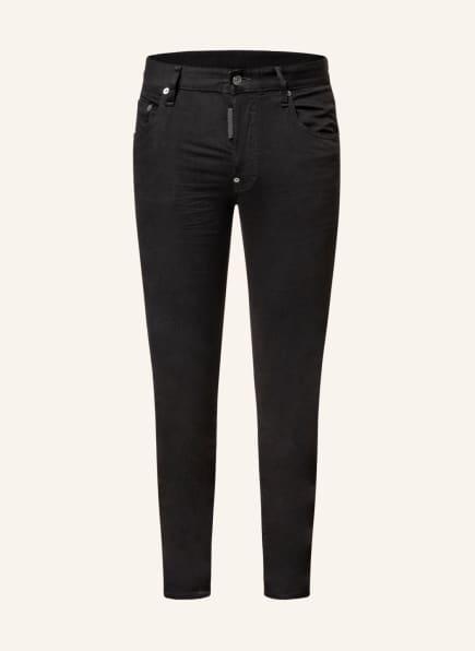 DSQUARED2 Jeans SUPER TWINKY Extra Slim Fit, Farbe: 900 BLACK (Bild 1)