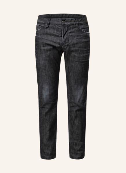 DSQUARED2 Jeans COOL GUY Extra Slim Fit, Farbe: 900 BLACK (Bild 1)